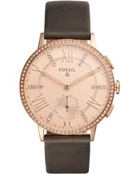 Fossil - Smartwatch - Lyst