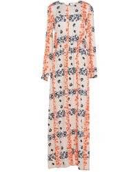 Manila Grace - Long Dress - Lyst