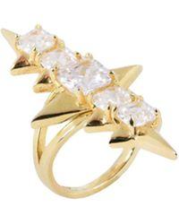 Noir Jewelry - Ring - Lyst