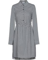Berna - Short Dress - Lyst