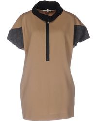 Hache - Short Dress - Lyst