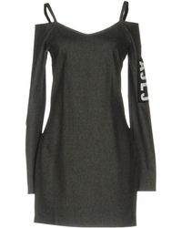 Au Jour Le Jour - Short Dress - Lyst