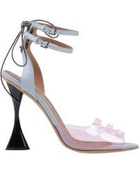 4eda8fd2a Lyst - Women s Emporio Armani Heels Online Sale