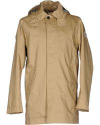 Timberland - Overcoat - Lyst