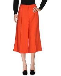 Mrz - 3/4-length Shorts - Lyst