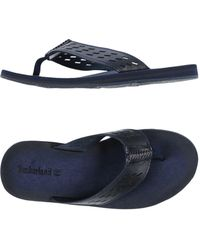 Timberland - Toe Strap Sandals - Lyst