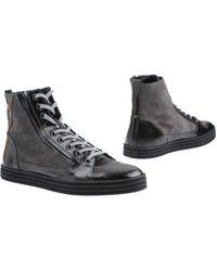 Hogan Rebel - Ankle Boots - Lyst