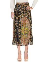 Liis Japan - 3/4 Length Skirt - Lyst