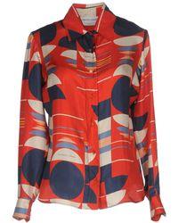 La Prestic Ouiston - Shirt - Lyst