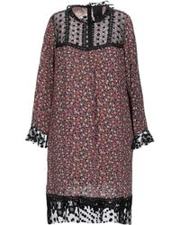 Anna Sui - Kurzes Kleid - Lyst
