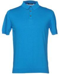 Roberto Collina - Polo Shirt - Lyst