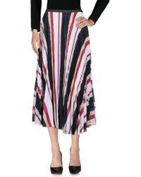 Raoul - 3/4 Length Skirt - Lyst