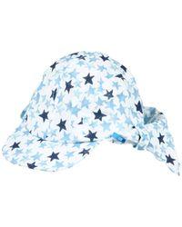 0695ecf67b3 Barts Hat in Blue - Lyst
