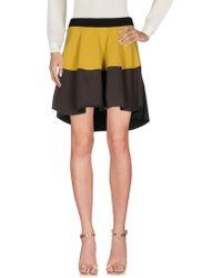 Jijil - Mini Skirt - Lyst