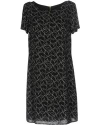 Armani Jeans - Short Dresses - Lyst