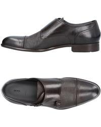 BOSS Black - Loafer - Lyst
