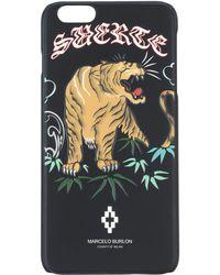 Marcelo Burlon - - Govinda Iphone 6 Case - Women - Polyurethane - One Size - Lyst