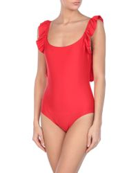 Dondup - One-piece Swimsuit - Lyst