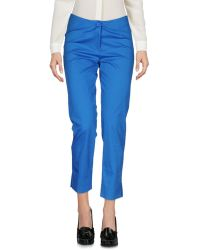 Who*s Who - Casual Trouser - Lyst