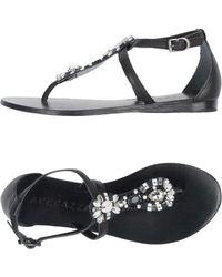 Apepazza - Toe Post Sandal - Lyst