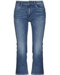 Pantacourts en jean Pepe Jeans femme à partir de 31 € Lyst