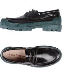 Acne Studios - Lace-up Shoe - Lyst