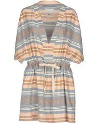 Solid & Striped - Short Dress - Lyst