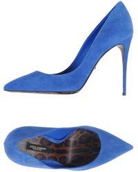 Dolce & Gabbana - Escarpins - Lyst