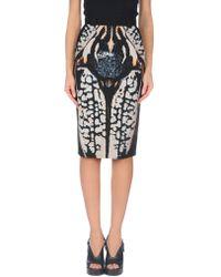 Barbara Bui - Knee Length Skirt - Lyst
