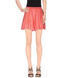 Missoni - Mini Skirt - Lyst
