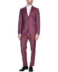 Versace - Suit - Lyst