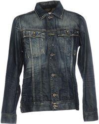 G-Star RAW - Manteau en jean - Lyst