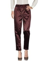 Lost Ink - Casual Trousers - Lyst