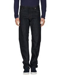 Dior Homme Denim Pants - Blue