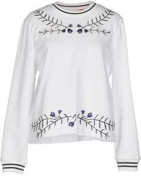 Tory Burch - Sweatshirts - Lyst