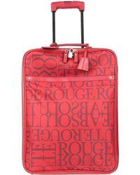 Valentino - Wheeled luggage - Lyst