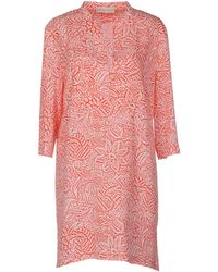 PURIFICACION GARCIA - Short Dresses - Lyst