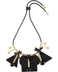 Emporio Armani - Necklace - Lyst