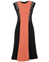 Pianurastudio - Knee-length Dresses - Lyst