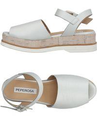 Peperosa - Sandals - Lyst