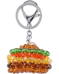 House of Holland - Key Ring - Lyst