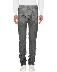 Diesel Black Gold - Denim Pants - Lyst