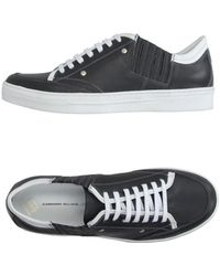 Alessandro Dell'acqua - Low-tops & Trainers - Lyst