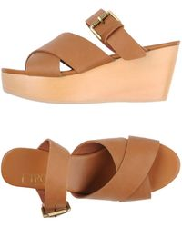 F-Troupe - Sandals - Lyst