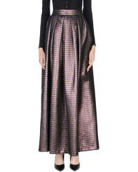 Ultrachic - Long Skirt - Lyst