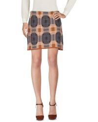 Siyu - Mini Skirt - Lyst