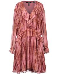 Maison Scotch - Short Dress - Lyst