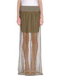 Manila Grace - Long Skirt - Lyst
