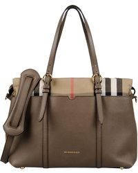 Burberry - Baby Tote Bag - Lyst