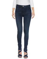 3x1 - Denim Trousers - Lyst